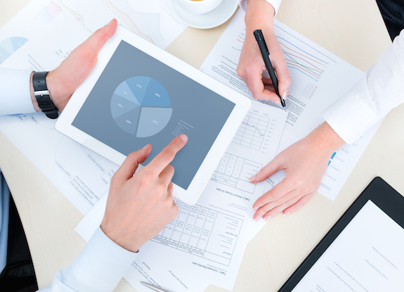 data reports by KriXis Consulting given to clients