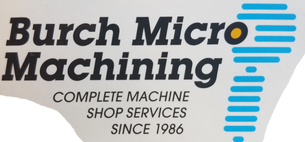 Company Logo | Burch Micro Machining