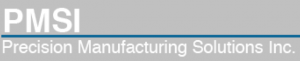 Logo For Precision Manufacturing Solutions   Maine