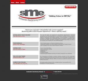 Southeastern Manufacturing Enterprise | Homepage | Old Website