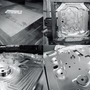 Multiple Images | CNC Machining Project | Precision Mfg.