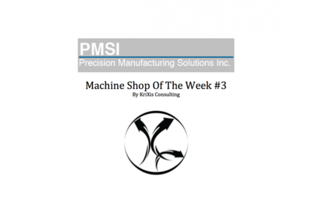 Biddeford, Maine Machine Shop | Precision MFG. | By KriXIs Consulting