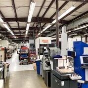 Maine Machine Shop | Precision Mfg. | Interior