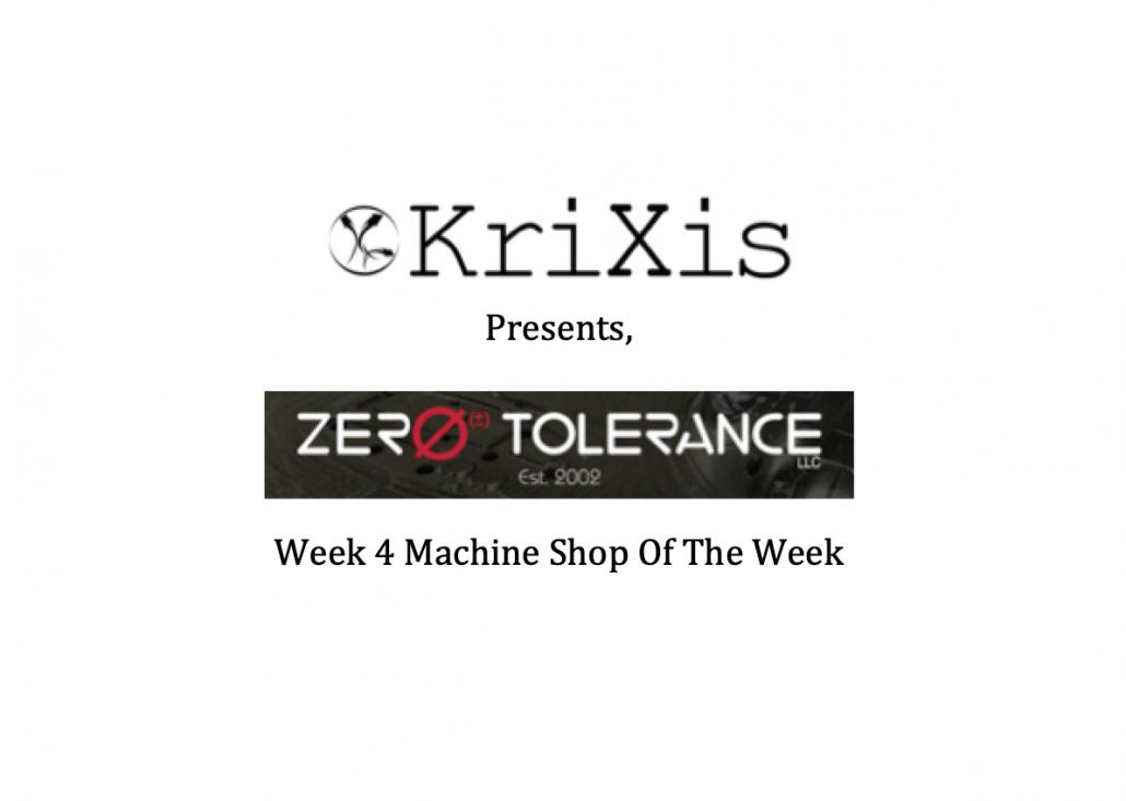 Michigan Machine Shop | Zero Tolerance | Blog Cover Image